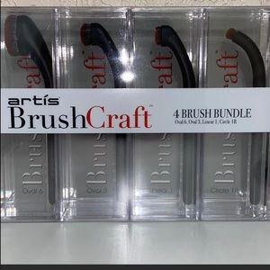 Artís Brush Craft 4 Brush bundle
